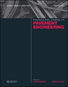 International Journal Of Pavement Engineering Ijpe