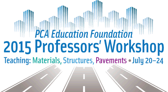 PCA Education Foundation 2015 Professor's Workshop to be Held July 20-24 in Skokie, Illinois, USA