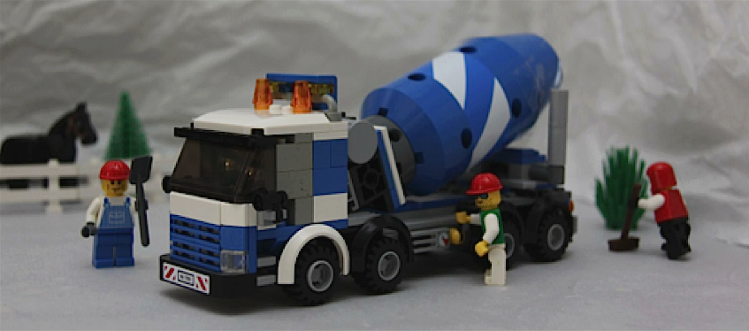 Clarifying Pavement Engineering for Non-Engineers with LEGOs & Food