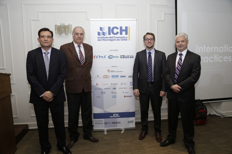 ICH International Seminar in Chile on May 25 Had Excellent Attendance