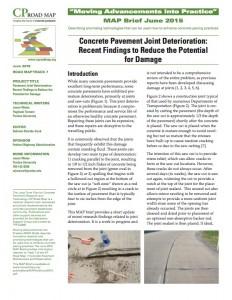June Road Map Brief