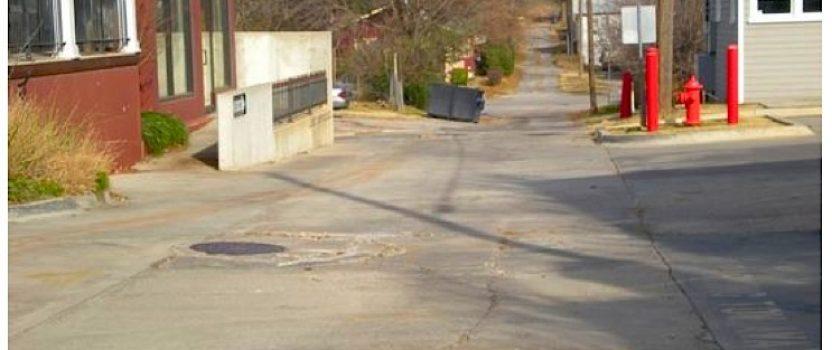 Short Street in Oklahoma City has Long 106-Year History