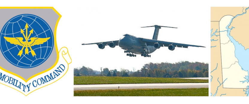 Large Concrete Runway Project at Dover AFB Scheduled for Completion … Biggest Jets Returning September