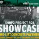 SHRP2 Project R21 Showcase: Two-Lift Concrete Pavement