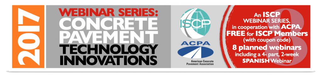 Webinars international society for concrete pavements fandeluxe Images