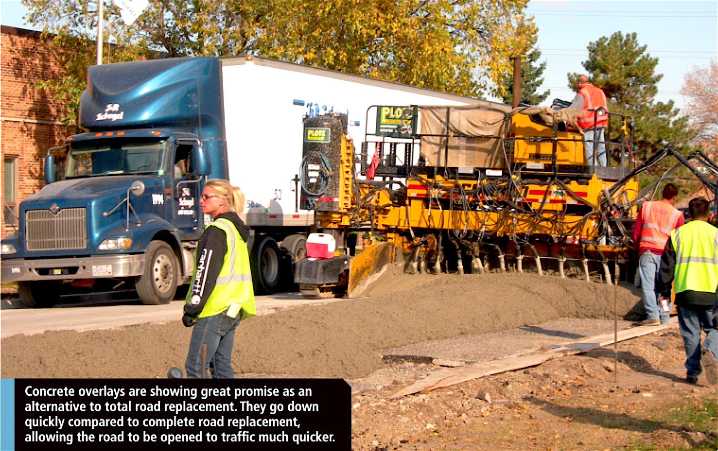 Some Old Concrete Pavement Technologies—Overlays & FDR—Making a Comeback & Giving Asphalt a Run for its Money