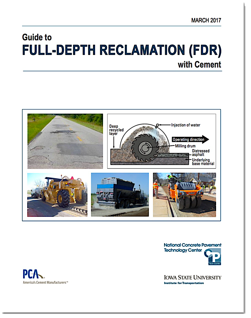 """New Publication: """"Guide to FDR with Cement"""""""