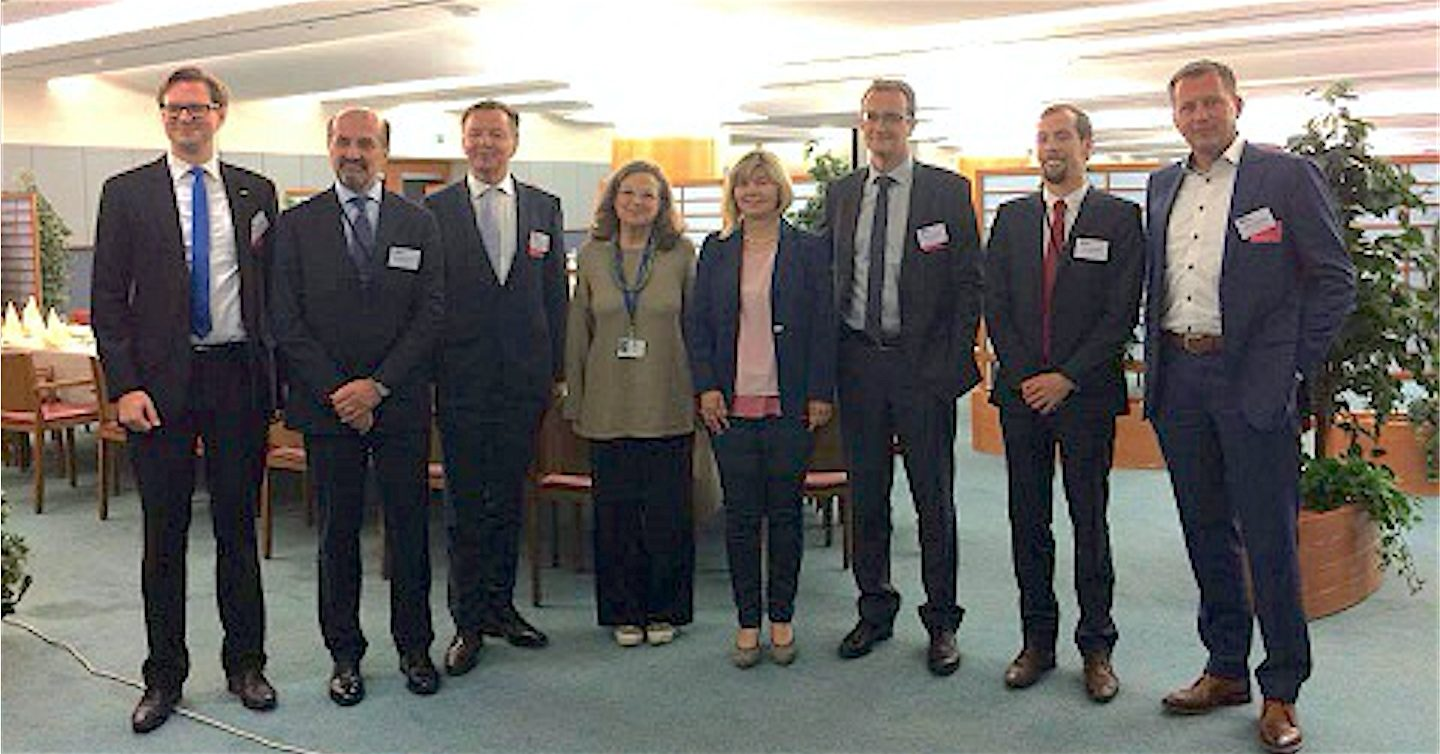 "Attendees Urged to use European Funding for Concrete Pavements at EUPAVE Event ""Road Infrastructure for Connected, Autonomous & Electric Vehicles"""