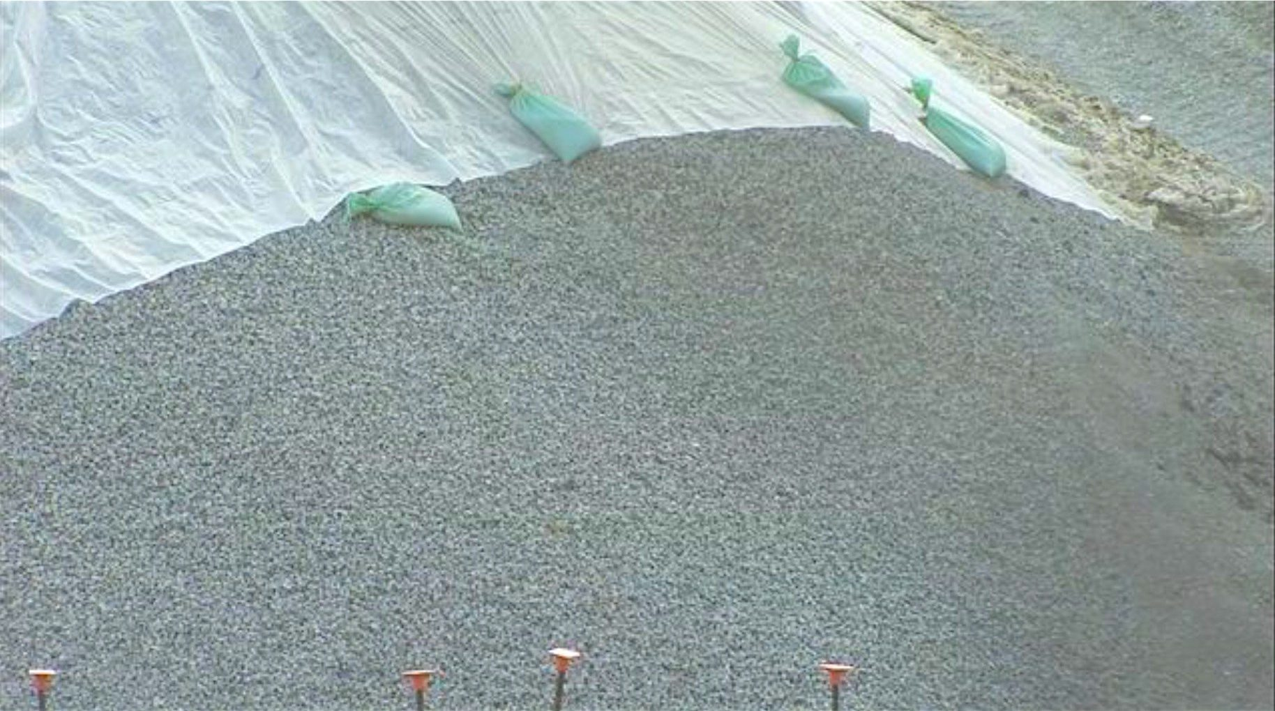 NEWS VIDEO: Washington DOT (WSDOT), USA Using Recycled Concrete in I-5 Road Project