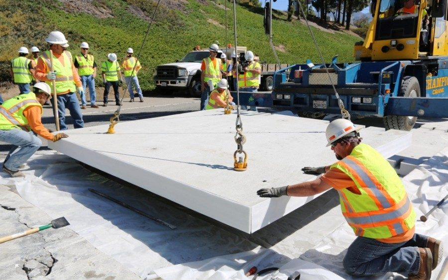 "REGISTER NOW: Next Webinar in Our Series: ""Innovations & New Developments in Precast Concrete Paving"": Thu., OCT 12"