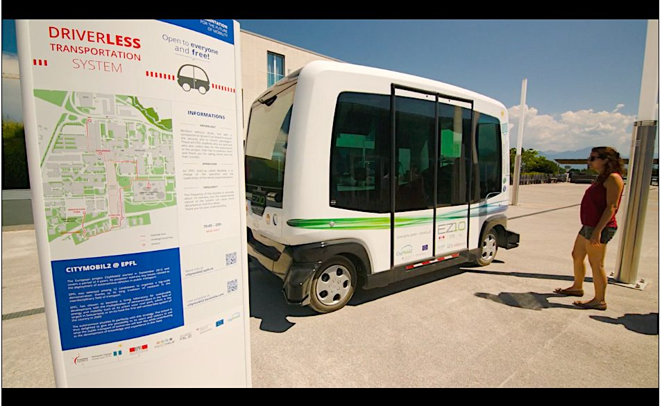 "Ingenious Technology! MnDOT Chooses ""EasyMile"" for Autonomous Cold-Weather Shuttle Bus Project"